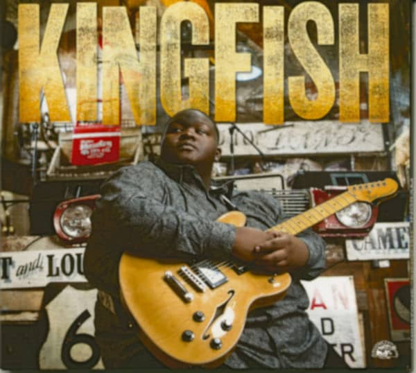 Kingfish (CD)