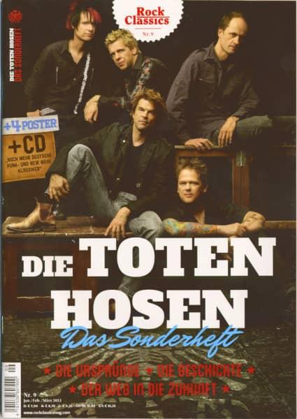 Rock Classics Nr.9 - Das Sonderheft (& CD)