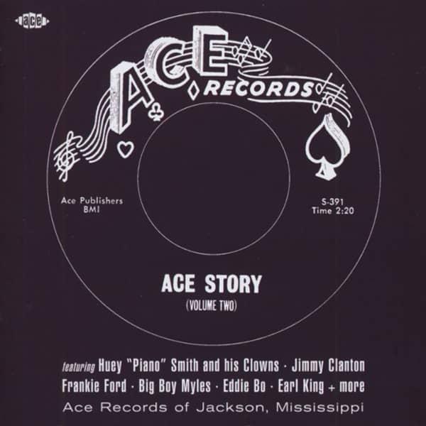Vol.2, Ace Story