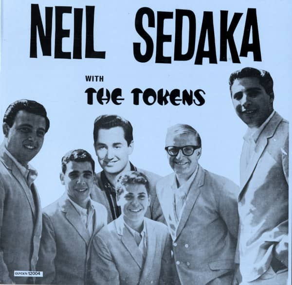 Neil Sedaka With The Tokens (LP)