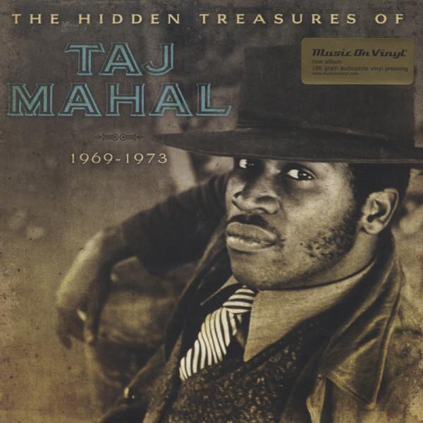 Hidden Treasures (2-LP)