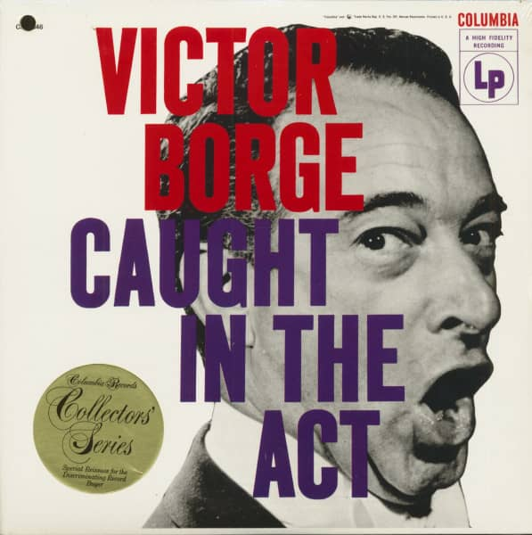 Caught In The Act (LP)