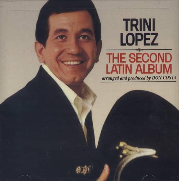 Second Latin Album