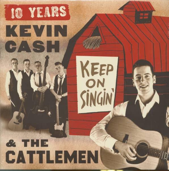 Keep On Singin' (LP)