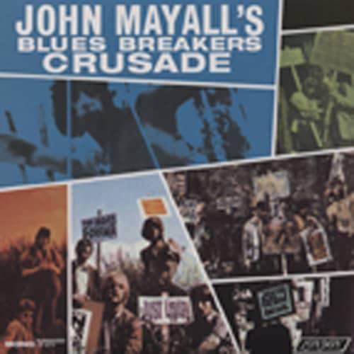 Crusade (1967) Mono Edition