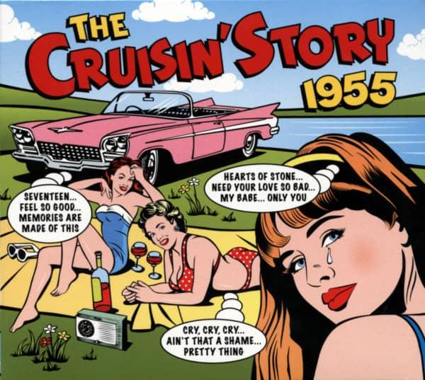 The Cruisin' Story - 1955 (2-CD)