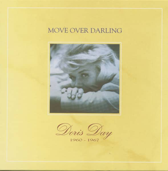 Move Over Darling 8-CD-Box & 120-Page Book