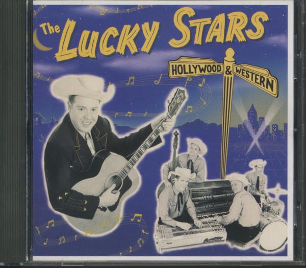 Hollywood & Western (CD)