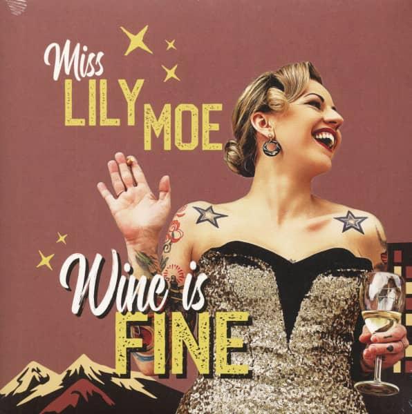 Wine Is Fine (LP)