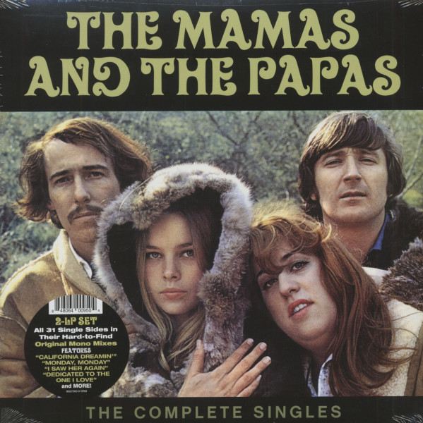 The Complete Singles (2-LP)