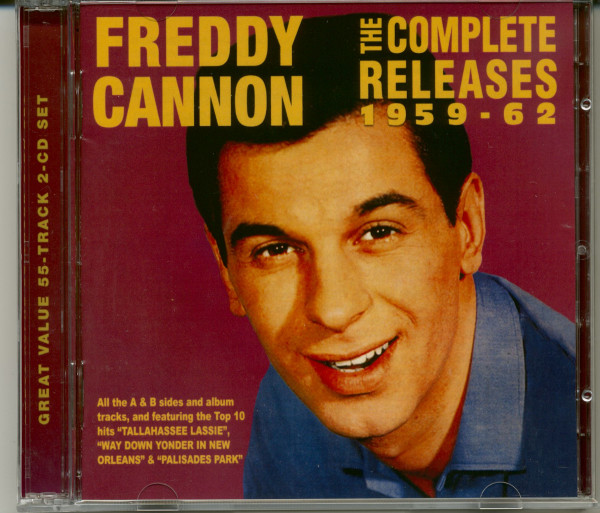 Complete Releases 1959-62 (2-CD)