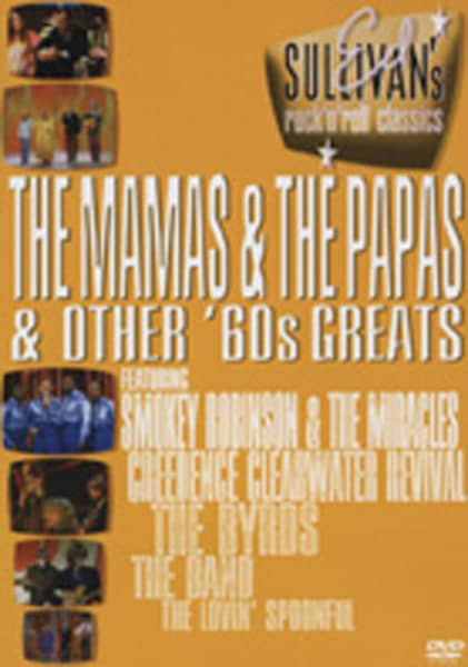 The Mamas & The Papas And Other '60s Greats (DVD)