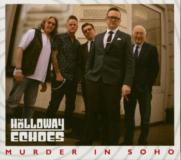 Murder In Soho (CD)