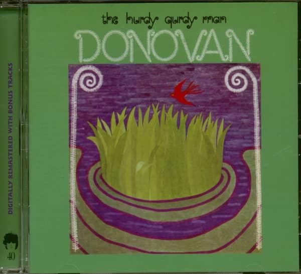 Hurdy Gurdy Man (CD)