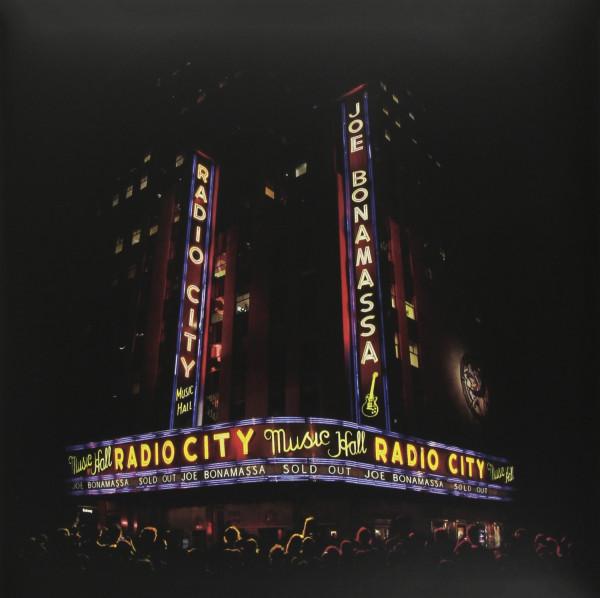 Live At Radio City Music Hall (2-LP, 180g vinyl)