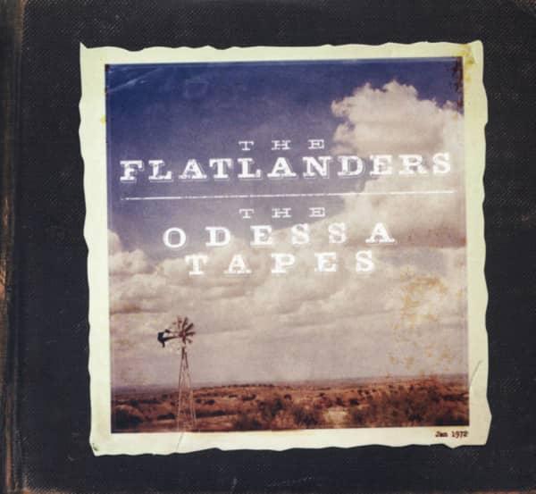 Odessa Tapes (CD&DVD)