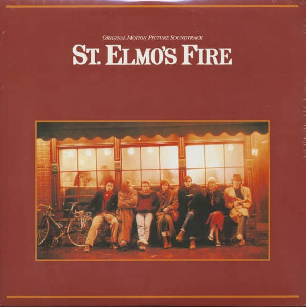St. Elmo's Fire - Soundtrack (LP, 180g Vinyl)
