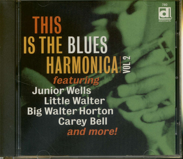 This Is The Blues Harmonica Vol. 2