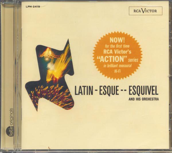 Latin-Esque (CD)