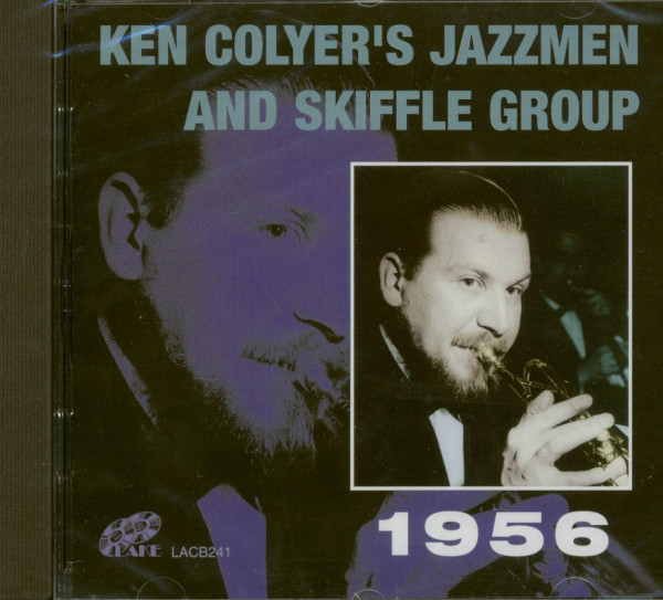 Ken Colyer's Jazz Band 1956 (CD)