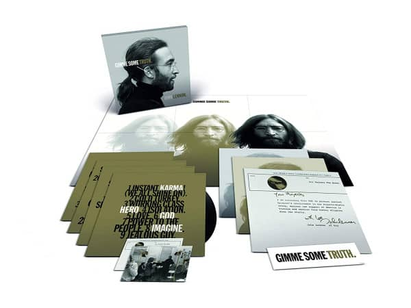 Gimme Some Truth (4-LP, 180g Vinyl, Ltd.)