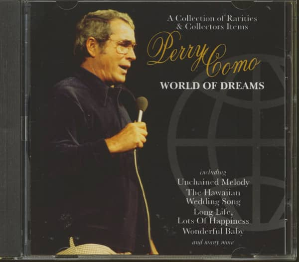 World Of Dreams (CD)