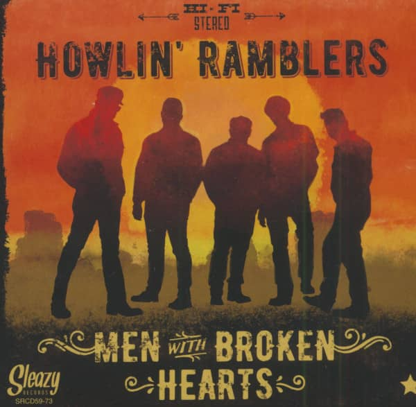 Men With Broken Hearts (CD)