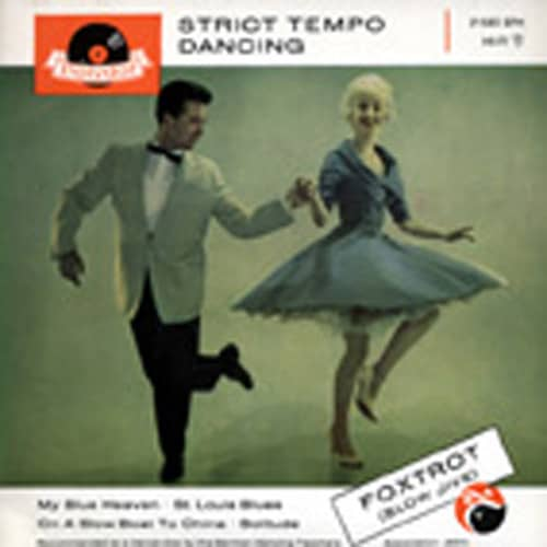 Strict Tempo Dancing - Foxtrot (Slow Jive)PS