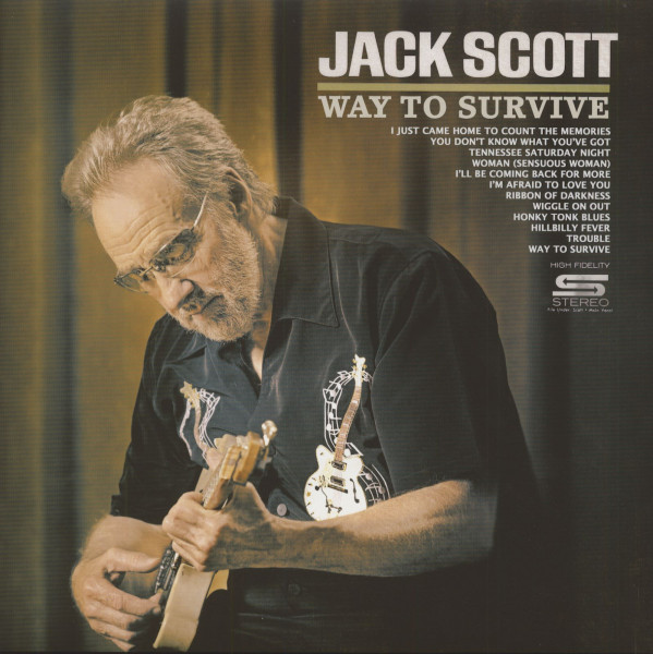 Way To Survive (LP, 180g Vinyl, Ltd.)