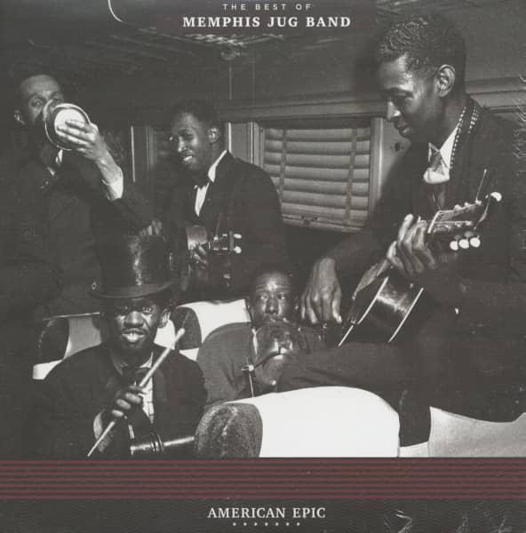 The Best Of Memphis Jug Band - American Epic Series (LP, 180g Vinyl)