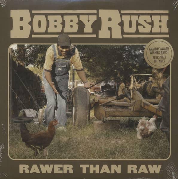 Rawer Than Raw (LP)