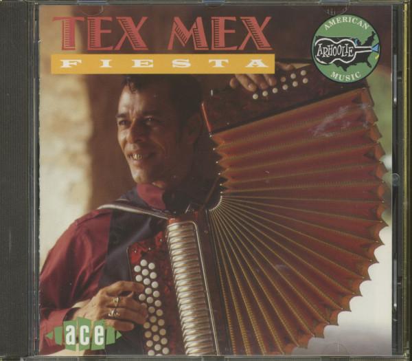 Tex-Mex Fiesta (CD)