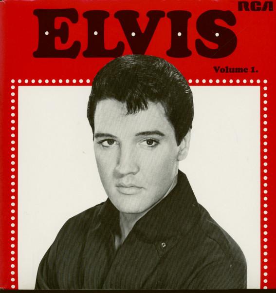 Elvis Volume 1 (7inch EP, 45rpm, PS, SC)