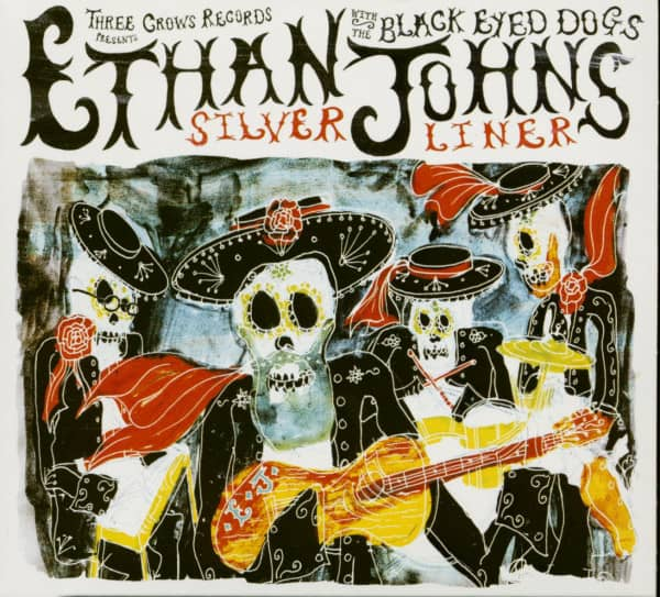 Ethan Johns With The Black Eyed Dogs - Silver Liner (CD)