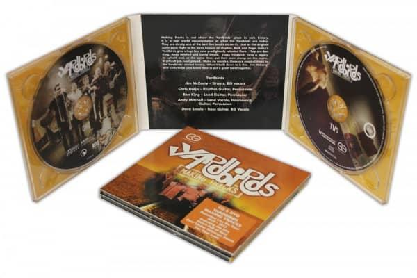 Making Tracks (CD+DVD)