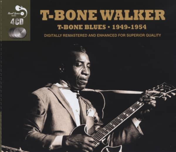 T-Bone Blues 1949-1954 (4-CD)