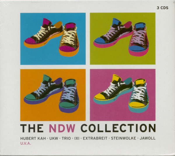 The NDW Collection (3-CD)