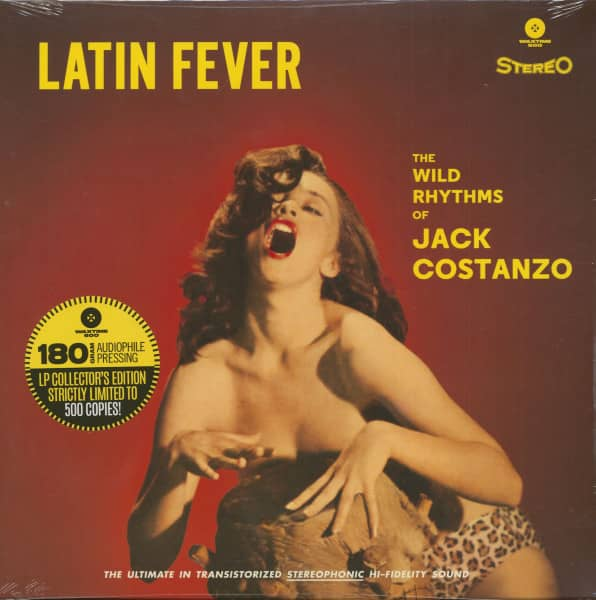 Latin Fever (LP, 180g Vinyl)