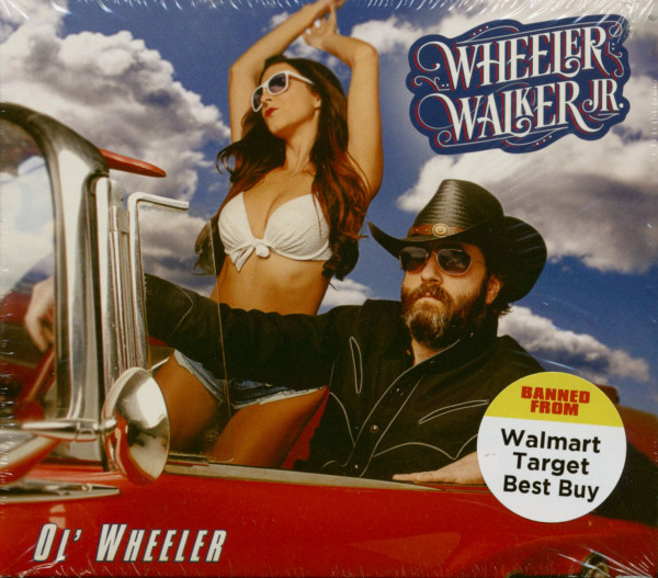 Ol' Wheeler (CD)