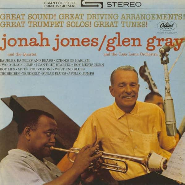Jonah Jones & Glen Gray (LP)
