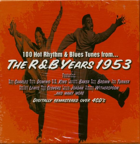 The R&B Years 1953 (4-CD)