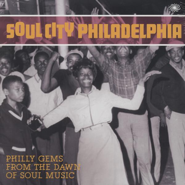 Soul City Philadelphia (2-LP)