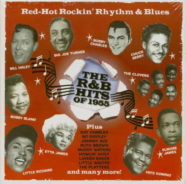 The R&B Hits Of 1955 (3-CD)
