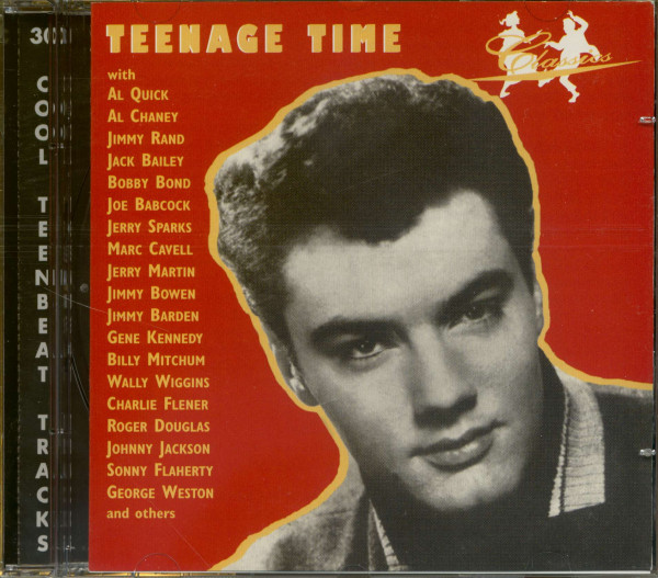 Teenage Time Vol.1 (CD)