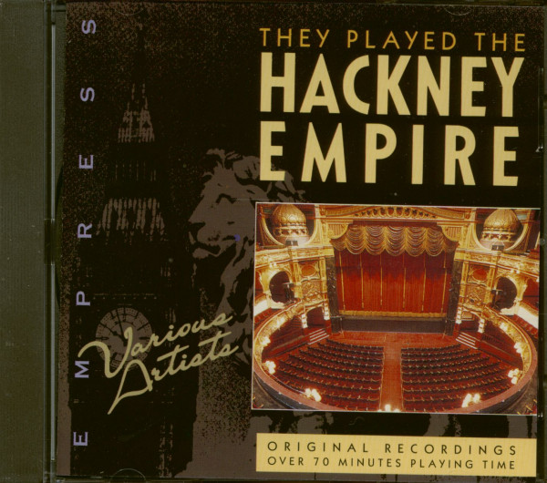 The Played The Hackney Empire (CD)