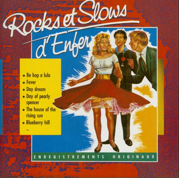 Rocks Et Slows D'enfer (CD)