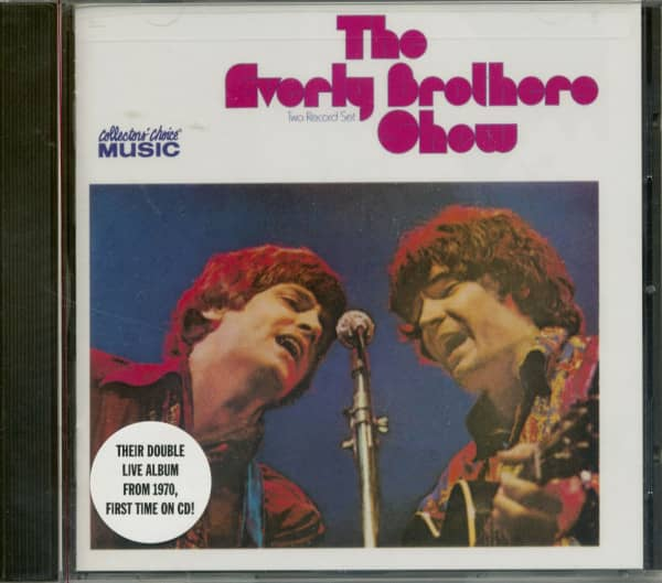 The Everly Brothers Show (CD)
