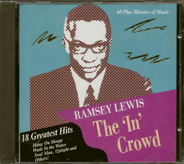 """The """"In"""" Crowd - 18 Greatest Hits (CD)"""