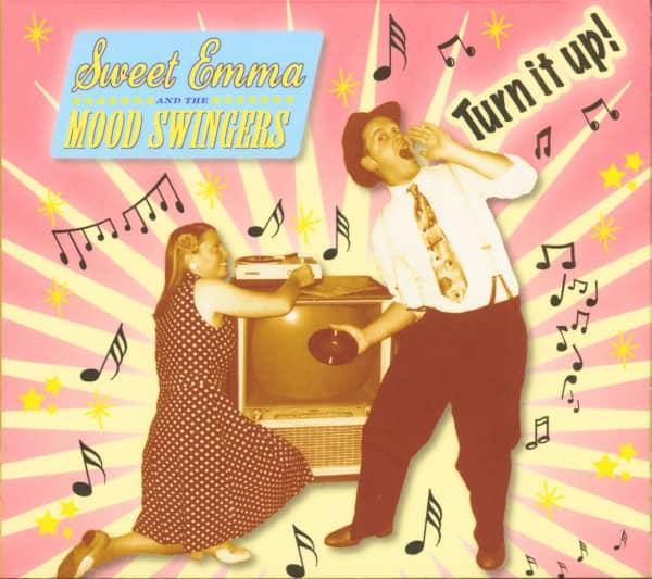 Turn It Up! (CD)