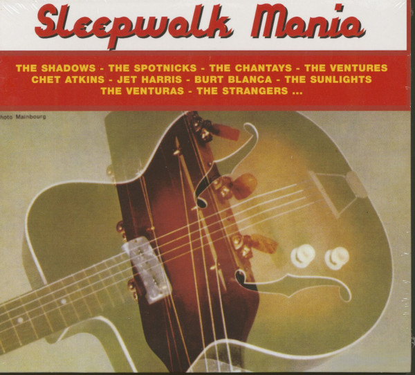 Sleepwalk Mania - Digipack (CD)